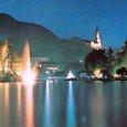 Le lac la nuit