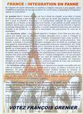 Bulletin FG  N°3 verso