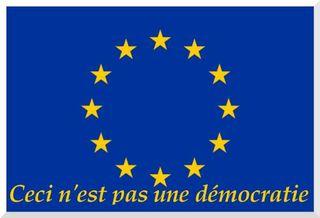 Pas une démocratie